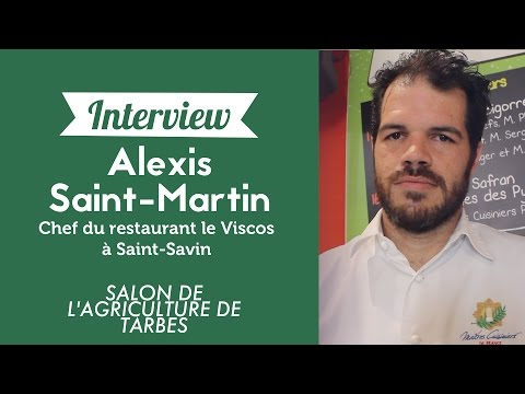 ThéoNet - Interview Alexis Saint-Martin