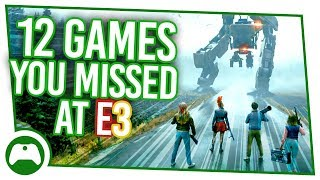 12 Best Games You Missed At E3 2018 | ID@Xbox