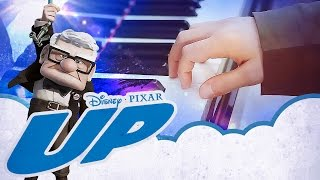 """""""Married Life"""" - Disney Pixar's UP Theme (HD Piano Cover, Movie Soundtrack)"""