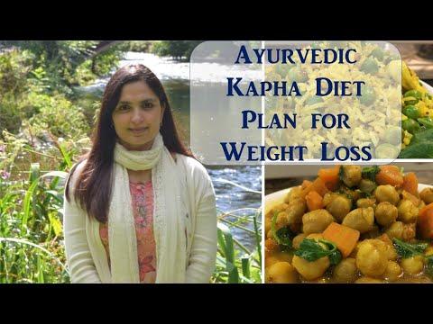 Kapha Diet for Weight Loss / Ayurvedic Recipes / Kapha Dosha/ Samyuktha Diaries thumbnail