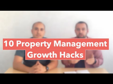 10 Property Management Growth Hacks for 2016