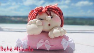 Como fazer bonecas de pano lindas – Parte 1 – Bebê Mimado