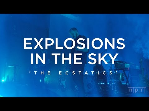 Explosions In The Sky: The Ecstatics | NPR Music Front Row