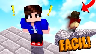 2 NOOBS vs O MAPA MAIS FÁCIL DE PARKOUR DO MINECRAFT! ‹ DENGOSO ›