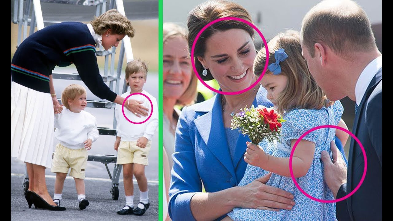 Body Language Experts Analyze Princess Diana and Kate Middleton as Moms recommendations