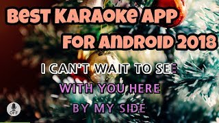 Best Karaoke App for Android 2018