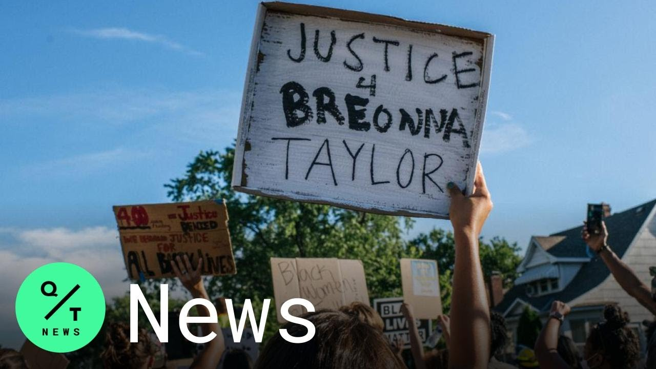 Louisville Park Shooting Leaves 1 Dead At Breonna Taylor Protest