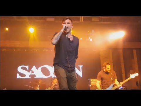 Saosin ft. Anthony Green - NEW SONG live @ Revolution 2016