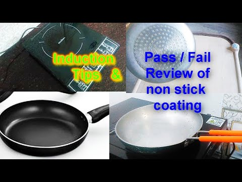 Genuine & Clean Review // Non-Stick Induction Cookware// Trick to use all gas utensils on induction