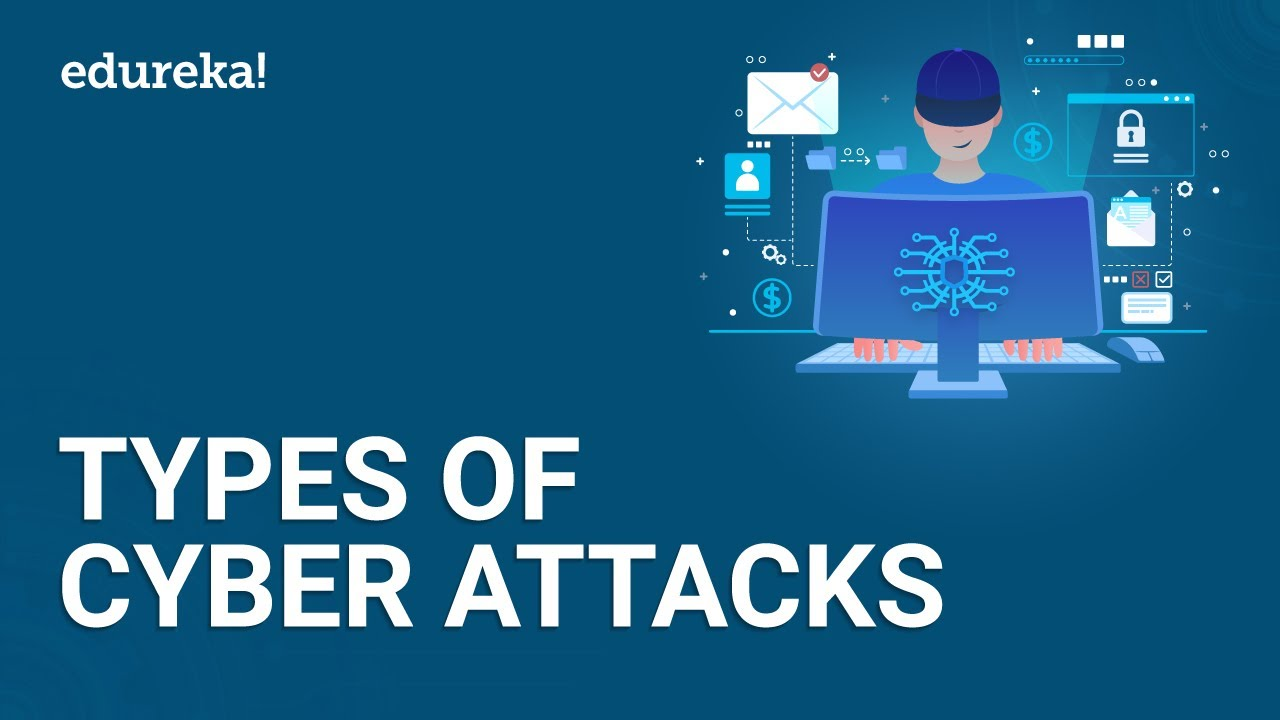Cyber Attacks - High Level
