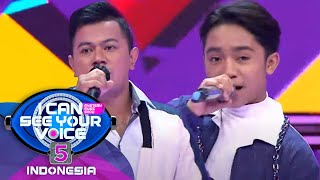 Penuh Warna Betrand Peto Putra Onsu Feat Wahid Gemu Famire I Can See Your Voice Indonesia 5 MP3
