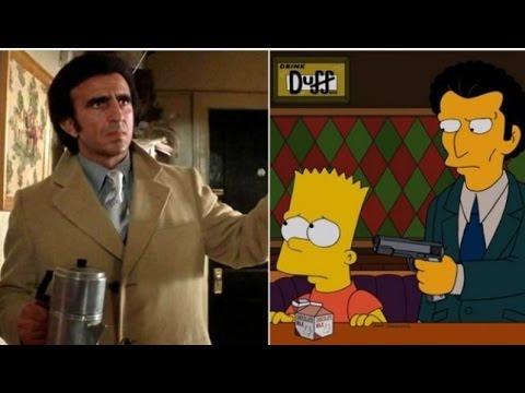 Simpsons Vs. Frank Sivero Lawsuit Dismissed