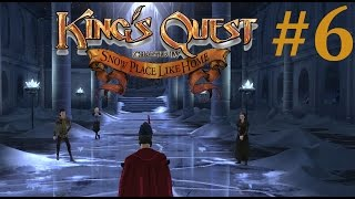King's Quest (2015) Chapter 4: Snow Place Like Home Walkthrough part 6