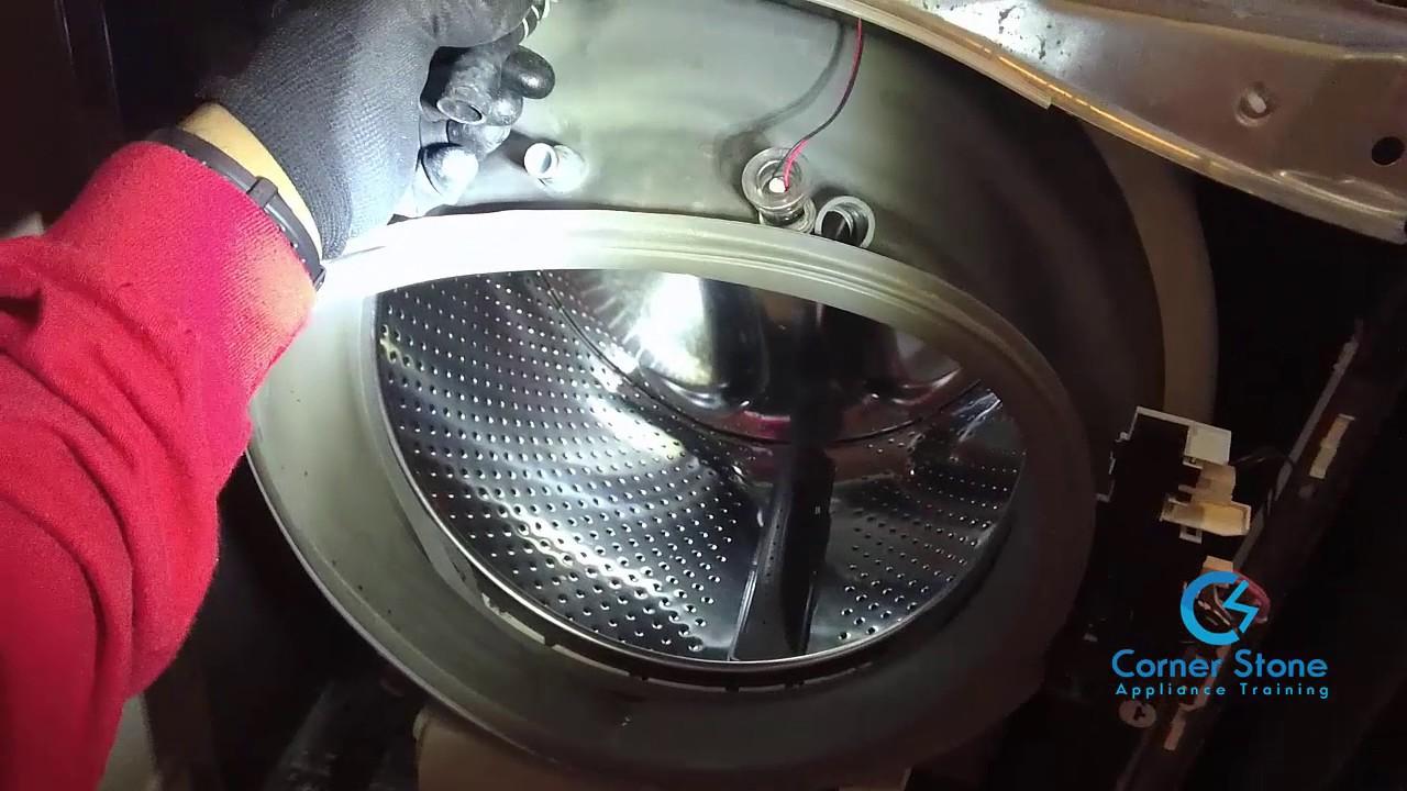 Replacement GE Part number WH08X10036 Washing Machine Door Boot Seal Gasket