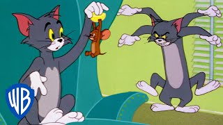 Tom & Jerry | Fun At Home | Classic Cartoon Compilation | WB Kids
