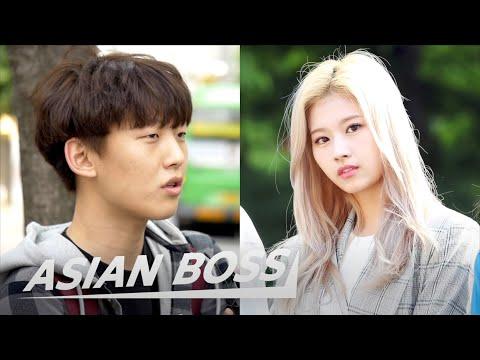What Koreans Think Of Japanese K-pop Star Sana  ASIAN BOSS