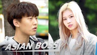 What Koreans Think Of Japanese K-pop Star Sana | ASIAN BOSS