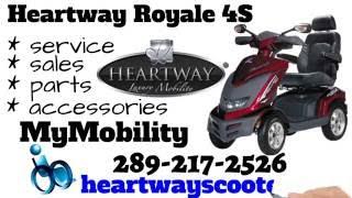 heartwayscooters ca - ViYoutube