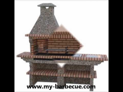 Barbacoas de obra fabricante de barbacoas de obra e - Fabricantes de barbacoas ...