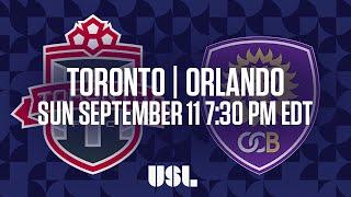watch live toronto fc ii vs orlando city b 9 11 16