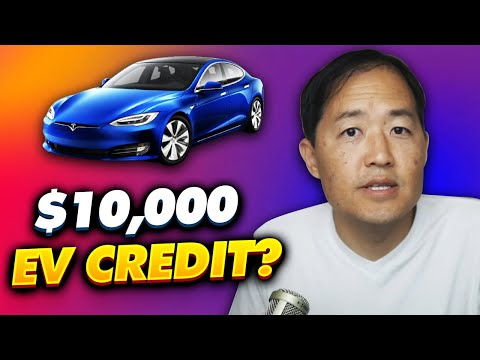 The EV tax credit will be HUGE - but when and how much? (Ep. 406)