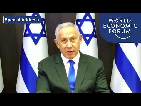 Special Address By Benjamin Netanyahu, Prime Minister Of Israel   DAVOS AGENDA 2021
