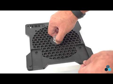 Honeycomb Alpha Flight Controls - Yoke & Switch Panel - Video