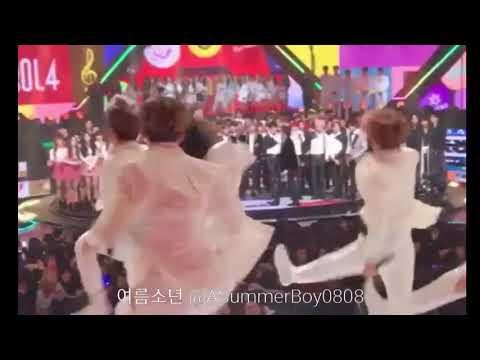 Idols (wanna one, vixx ,monsta x, red velvet, astro ,prestin) reaction to seventeen clap