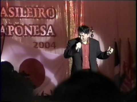 さらば友よ - 森進一 Cover by Hayafuji Alexandre (2004) - YouTube