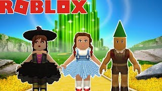 WI-ARDO W/THE WICKED WITCH!!! BALLA!! -ROBLOX DANCE IL TUO BLOX OFF