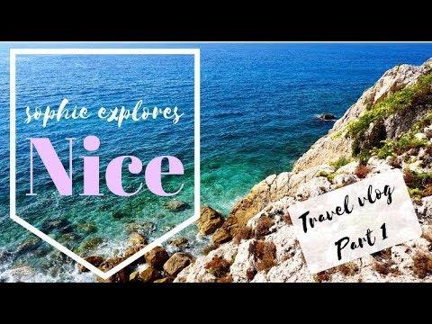 Sophie Explores Nice & Monaco Pt 1 | Travel Vlog