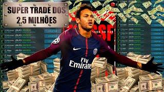 FIFA MOBILE 2020 - SUPER TRADE DOS 2,5 MILHÕES
