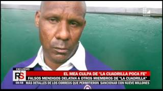 La respuesta de los falsos mendigos en el Centro de Lima