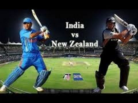 India Vs New Zealand 2015 Icc World Cup Final Youtube