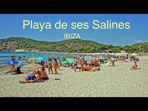 Playa de Ses Salines , Ibiza  HD