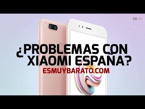 ¡Cuidado! Problemas post-venta al comprar en la web de Xiaomi España