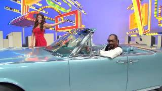 """Check-Out"" Snoop Dogg! - The Price Is Right"
