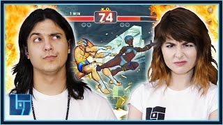 Mantrousse vs LeahLC - Ultra Street Fighter IV: 1v1 | Legends of Gaming