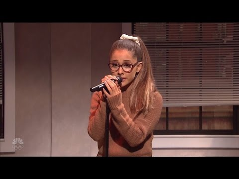 Ariana Grande Incredibly Imitates Whitney, Celine, Britney and More
