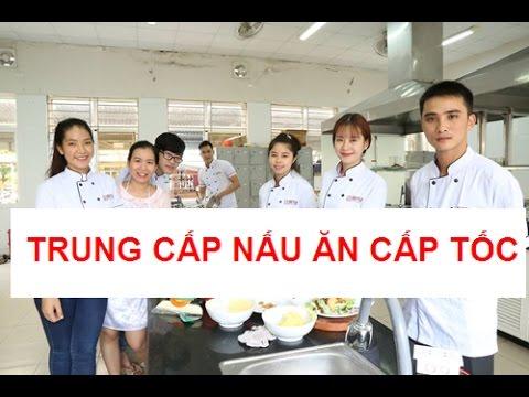 Trung Cấp Nấu Ăn cấp tốc – 0986425099