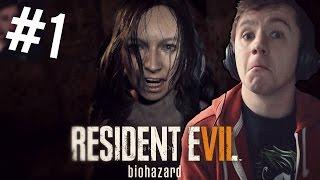 Co ja zrobiłem.. - Resident Evil 7 #1