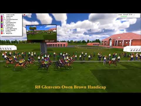 FR WK4 R8 Glenvents Owen Brown Handicap