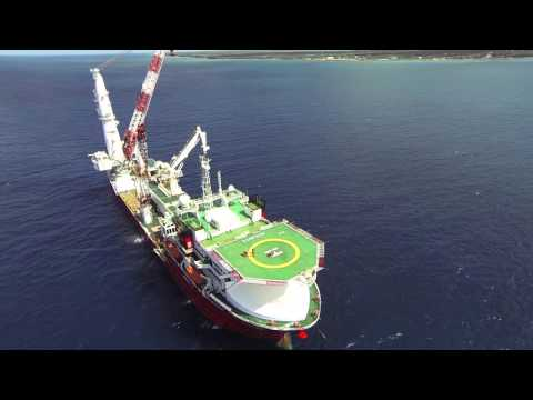 Sampson Offshore Construction Vessel