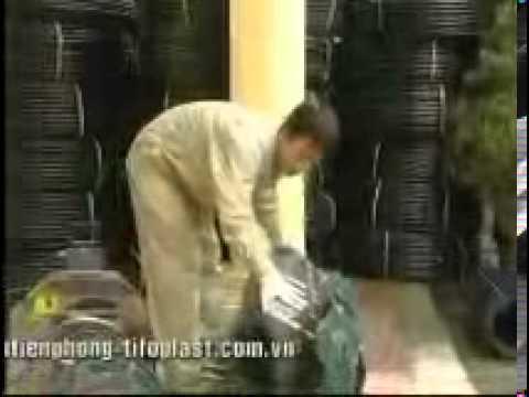 Ống HDPE,Hướng Dẫn Kỹ Thuật Hàn Ống Nước Nhựa HDPE