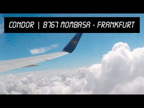 MY PILOT BLOG | B767 full flight Mombasa - Frankfurt | over Sahara Desert | Europe