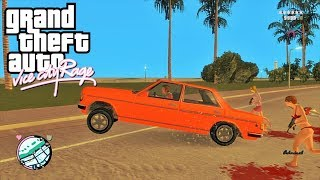 Grand Theft Auto 4: Vice City RAGE - Extreme Car Madness - Super Trainer Mod (Gameplay)