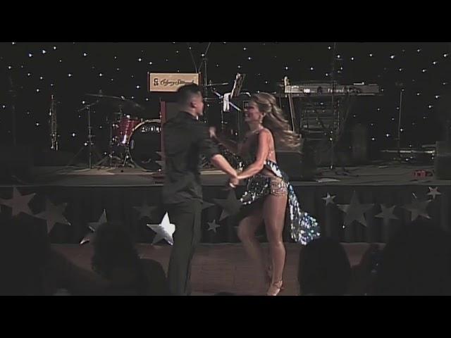 Debra 'Jazzy Jive' Ross—Calgary STARS Gala 2014