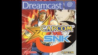 [TAICHISAN´S GAMING] EPISODIO 77 -CAPCOM VS SNK: MILLENIUM FIGHT 2000 [DREAMCAST] (PAL)
