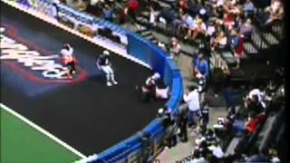 Wichita Wild at Allen Wranglers IFL Playoffs 6.25.12