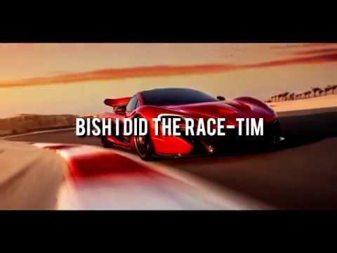 Bish I did the Race -Tim